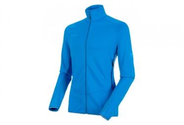 Mammut Aenergy Light Hooded Jacket Blue