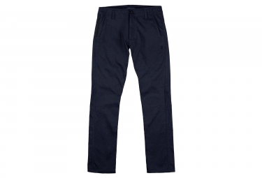 Chrome Blake Cycling Chino Trouser Midnight Blue