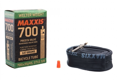 MAXXIS WELTER WEIGHT Tube 700X35/45 Presta RVC