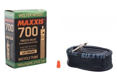 Chambre à Air MAXXIS WELTER WEIGHT 700X35/45 Presta RVC