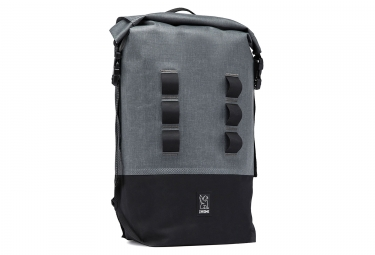 Chrome Urban EX 18L Rolltop Backpack Grey Black