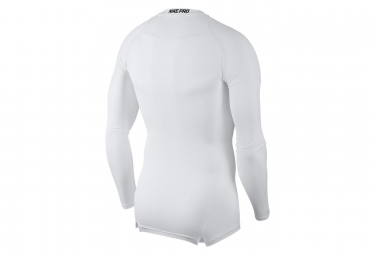 Nike Pro Top Long Sleeves Jersey White