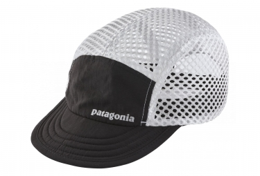 Casquette <strong>patagonia</strong> duckbill noir blanc