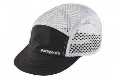 Casquette Patagonia Duckbill Noir Blanc