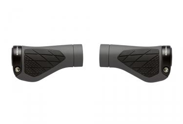 ERGON Poignées GS1 - Dual Twist-Shift - Noir