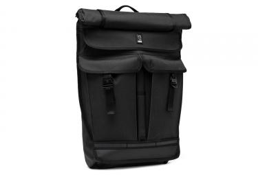 Chrome Orlov 2.0 Rolltop Backpack All Black