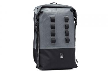 Chrome Urban EX 28L Rolltop Backpack Grey Black
