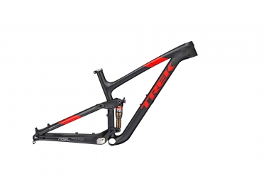 Trek Top Fuel Frameset 27.5'' 2017 Black / Red