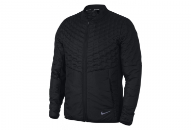 Nike AeroLoft Thermal Zip Jacket Black