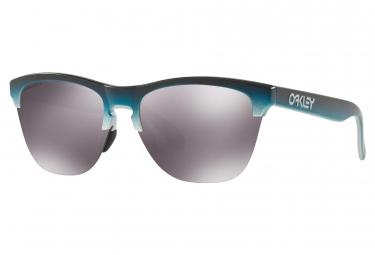 Lunettes Oakley Frogskins Lite Splatterfade Collection / Black Pink / Prizm Black / Ref. OO9374-1663
