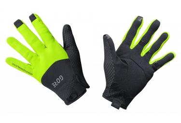 Gore Wear C5 Gloves - Noir / Jaune / Fluo