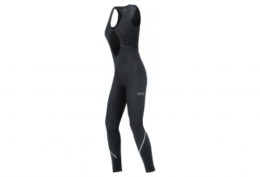 Cuissard long femme gore c5 thermo noir 34