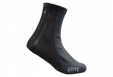 Sur-Chaussures Gore C5 Gore Windstopper Thermo Noir