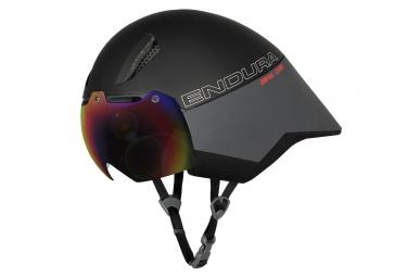 Endura D2Z Aero Helmet Black Grey
