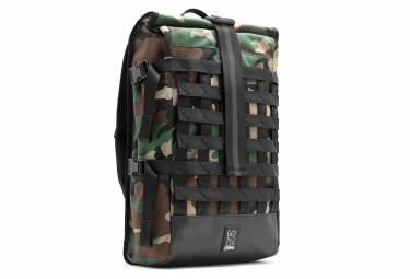Chrome Barrage Cargo Rolltop Backpack Camo