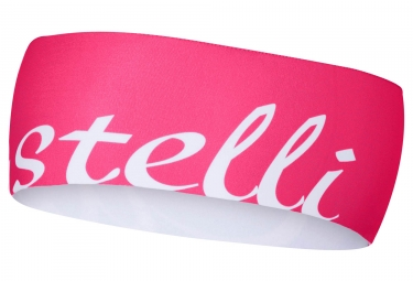 Castelli Viva Donna Women Headband Electric Magenta