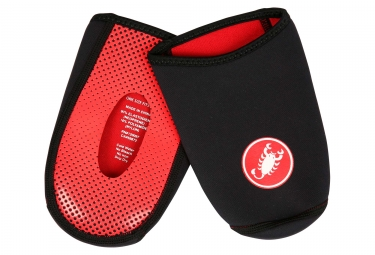 Castelli Toe Thingy 2 Toes Covers Black