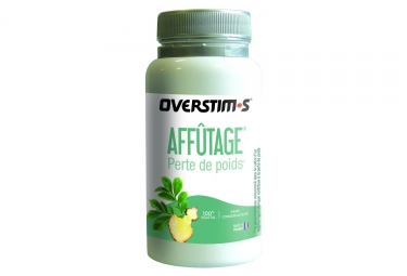 OVERSTIMS Food supplement Tone-up 90 tablet pill-box