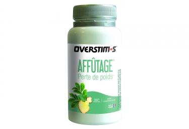 Complément Alimentaire OVERSTIMS Affutage 90 Comprimés Thé Vert