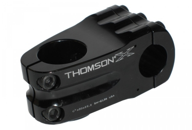 Thomson potence front load elite bmx 50mm noir