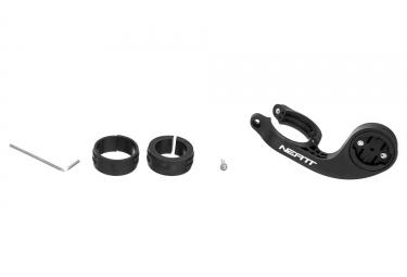 doublon:SM-CTBK002: Support Déporté Neatt pour Garmin et Go Pro 31.8 mm Noir