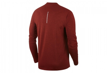 Nike Therma Sphere Element Long Sleeves Jersey Red