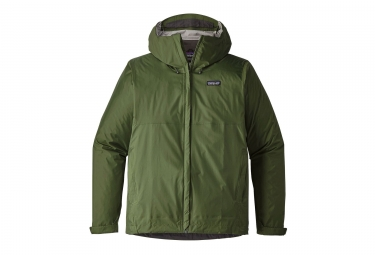Patagonia Torrentshell Waterproof jacket Green