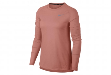 Nike Tailwind Women's Long Sleeves Jersey Pink