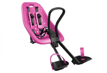 Thule Yepp Mini Front Baby Seat Pink