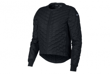 Nike AeroLoft Women's Thermal Zip Jacket Black