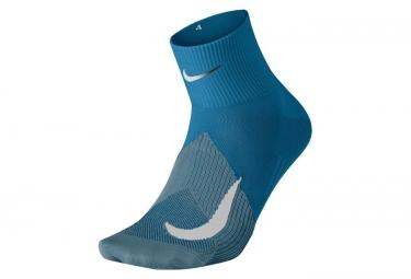 Nike Spark Lightweight Ankle Socks Blue