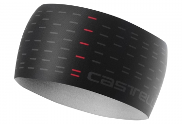 Castelli Arrivo 3 Thermo Headband Black