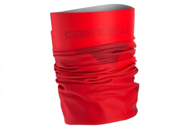 Castelli Arrivo 3 Thermo Head Thingy Red