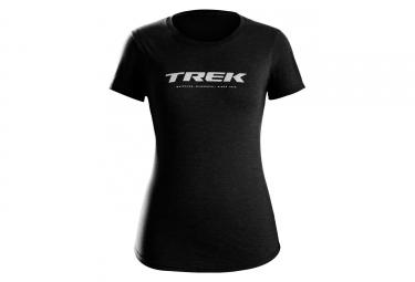 T-Shirt Femme Trek Waterloo Noir