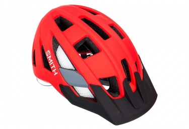 Casque vtt smith rover rouge m l 55 59 cm