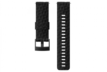 Suunto Explore 1 Silicone Wristband 24 mm All Black
