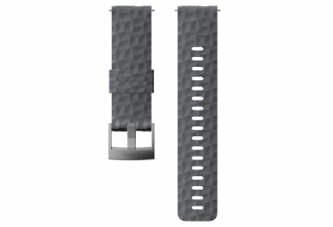 Suunto Explore 1 Silicone Wristband 24 mm Grey