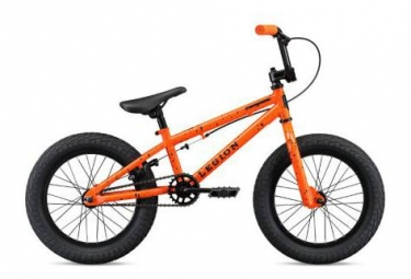 Bmx freestyle enfant mongoose l16 orange 2019