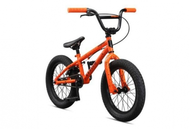BMX Enfant Mongoose L16 16'' Orange 4 à 6 ans