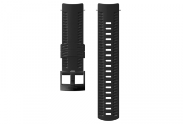 Suunto Athletic 2 Silicone Wristband 24 mm Black