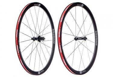 Vision Wheelset Team 35 Comp | Body Shimano/Sram | Black