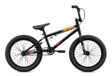 Bmx freestyle enfant mongoose l18 noir 2019