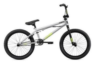 Mongoose BMX Freestyle L10 Silver 2019