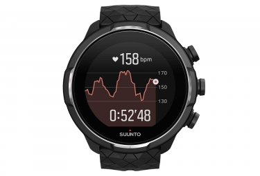 Suunto 9 Baro Titanium GPS Watch Black