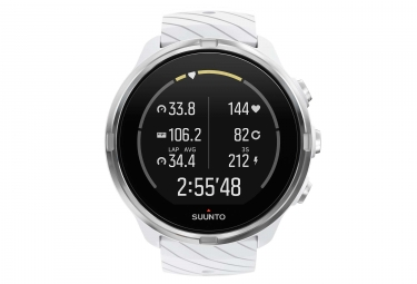 Suunto 9 GPS Watch White