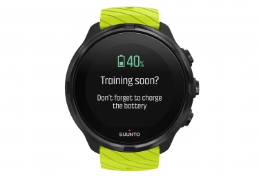 Suunto 9 GPS Watch Lime Green
