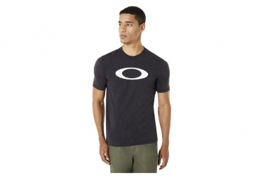 Oakley T-Shirt SS O-Bold Ellipse Dark Grey