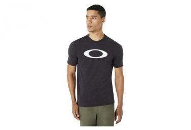 Oakley T-Shirt SS O-Bold Ellipse Black