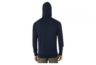 Oakley Hooded Sweatshirt LS B1B Dark Blue