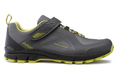 Shoes MTB Northwave Escape Evo Anthracite Green